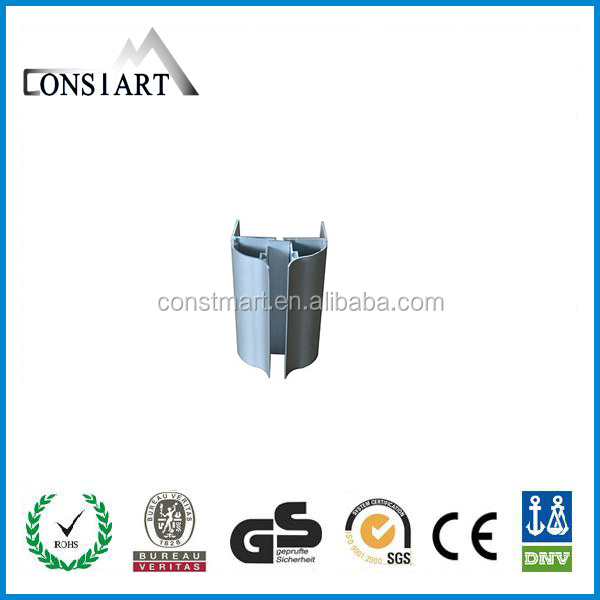 Constmart 2014 newest aluminum extrusion 6063 scrap