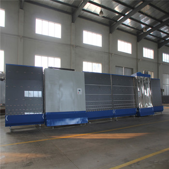 Modular Insulating Glass Machine Glass Washing Equipment (Vertical)