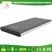 Hotsale Long battery life universal solar power bank for laptop
