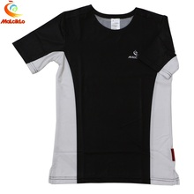 Wholesale Fashion Seamless Gym Fitness Sports Wear Quick Dry Short Sleeves T shirt