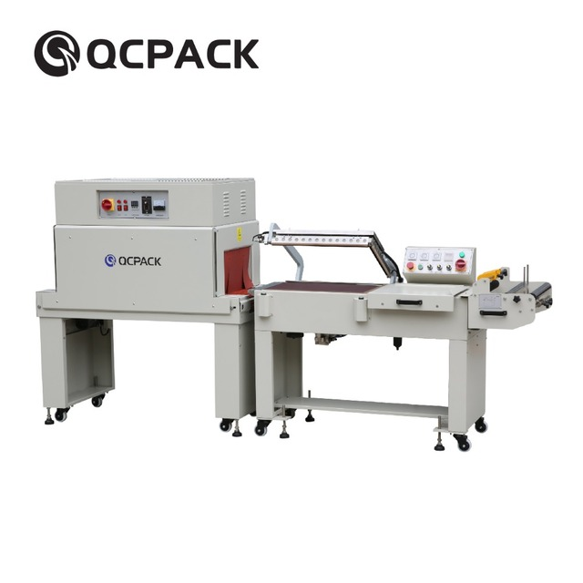 Factory Price Candy Semi Automatic Shrink Film Packing Machine