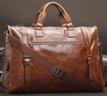 Genuine leather man travel bag set & price of polo travel bag vintage mens travel bag & mens travel cosmetic bag