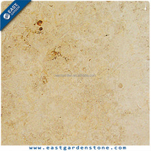 High-class Building Material limestone block price cut into tile