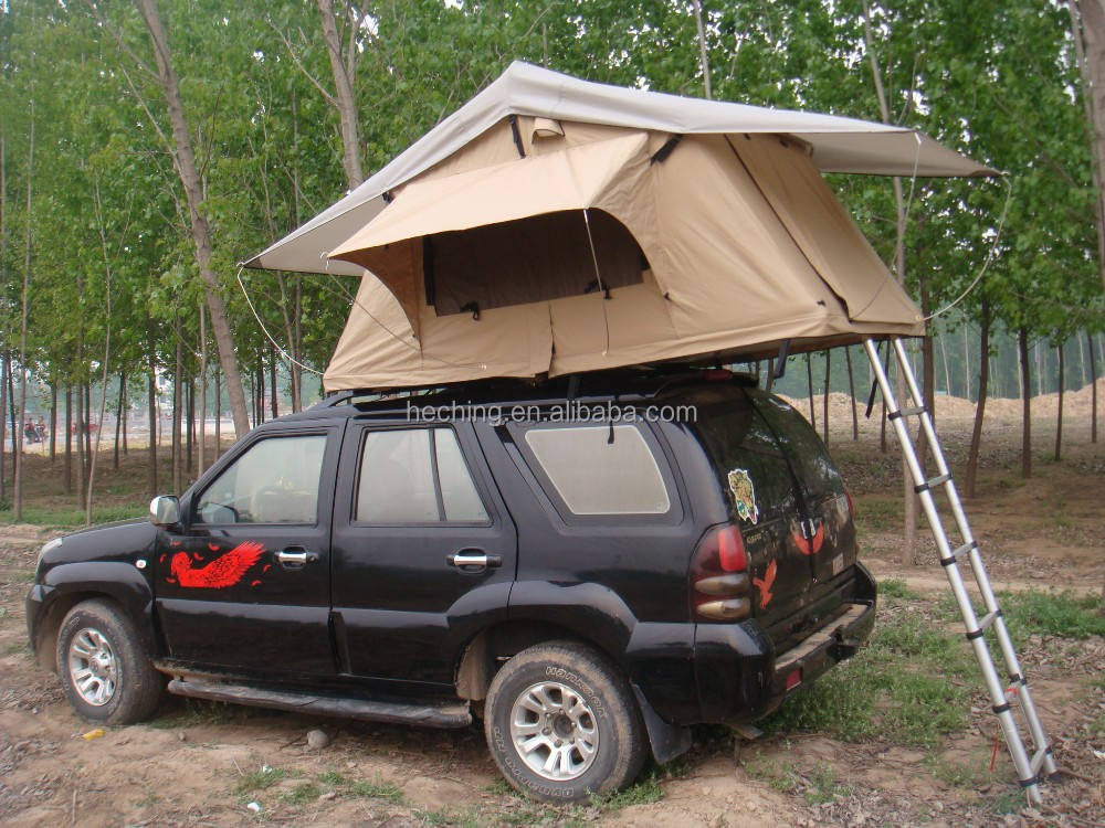New&Best steady car roof top tent New model
