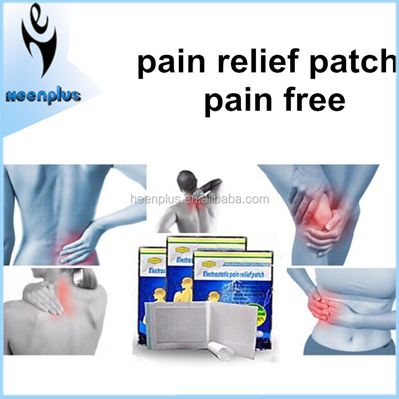 Rehabilitation Therapy 2016 premium electrostatic pain relief patch