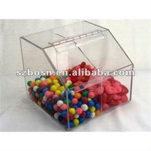 Acrylic Candy Box/ Acrylic Candy Bin/ Acrylic Candy Display Case