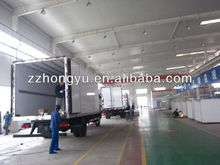 4tons refrigerated trucks for sale/cooler van