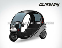 2013 new fashional three wheels electric tricycle
