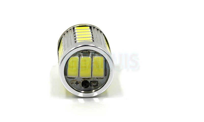 Car LED T20 7440 W21W 33 SMD 5630 5730 for car Turn signal lights / Parking Bulb Lamp White red blue yellow DC 12V 24V
