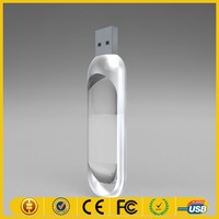 New product transparent usb flash drive 2gb with high quality