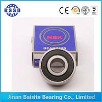 japan famous brand nsk Deep Groove Ball Bearing 62302