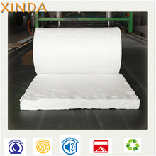 1260 tempeture heat resistant Ceramic Fiber Wool for Industrial Application Ceramic Fiber Blanket Furnace Insulation Material