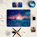 Fireword Colorful Full body for macbook vinyl decal sticker skin cover with Keyboard sticker for Macbook 13 Air