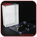 Manufacturer large size 263*182*95 plastic waterproof junction box type electrical enclosures