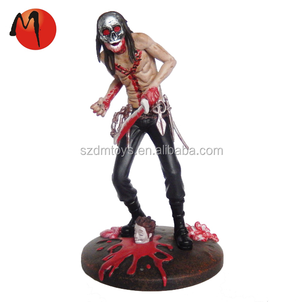 PVC action figure collectible pirate figure toy