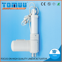 TOMUU customization supported 12v 24v scn5 linear actuators