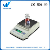 Worner Lab 5000g digital scale electronic balance specifications