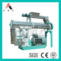 HME animal feed pelletizing machines mill with CE/ISO9001/GOST/BV Certificate