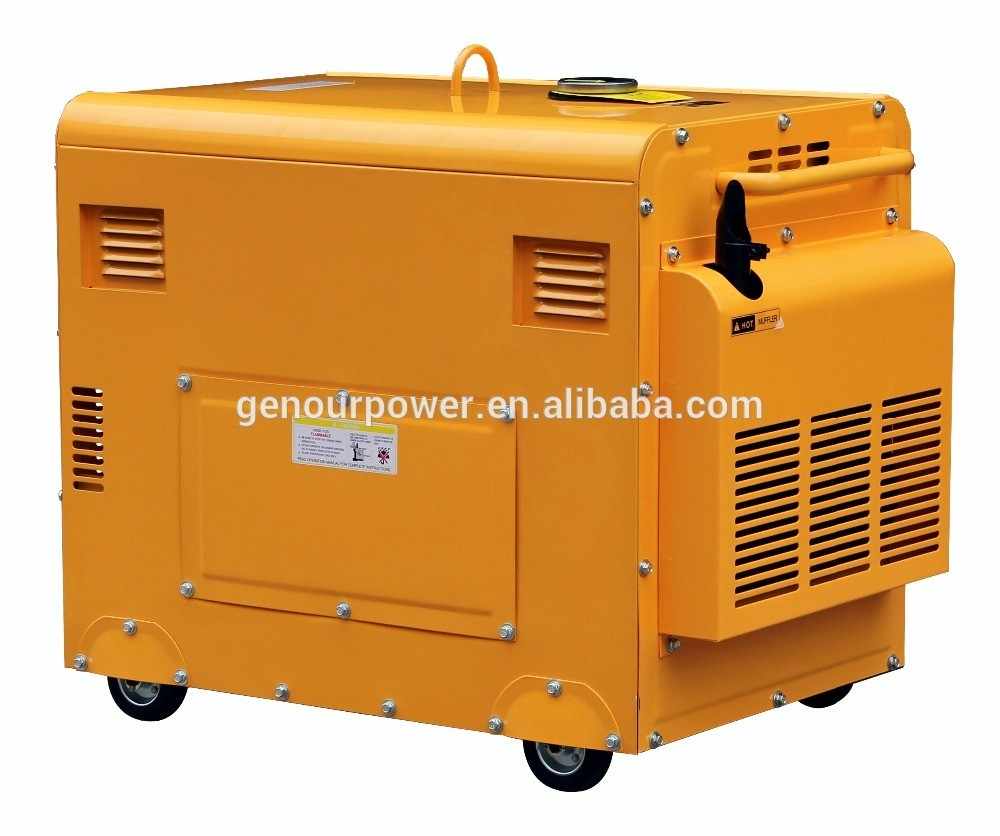 diesel generator set 3kw, 3kv cheap diesel geneartor made in china
