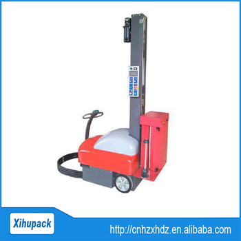 TP-4510 Automatic Robot Stretch Pallet Wrapper