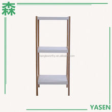 Yasen Houseware Carpet Display Rack,Acrylic Candy Display Rack,Double Clothes Rack