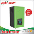 < Must-solar> Offgrid solar inverter popular series PV3000 MPK 6KW 48V high efficiency pure sine wave series power system