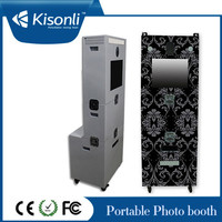 Multi-Function Photo Booth With Taking Photo Function For Merry Christmas