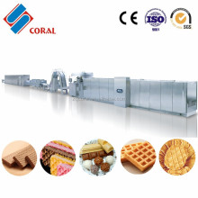 Baking Equipment Wafer Making Machine Supplier Directly/Wafer making machine