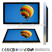 Bestsale car tft lcd roof mounted monitor tv usb