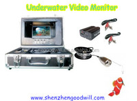 Factory Night Vision Video Recording Underwater Monitoring Camera System