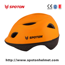 2017 China popular kids bike helmet with PVC material