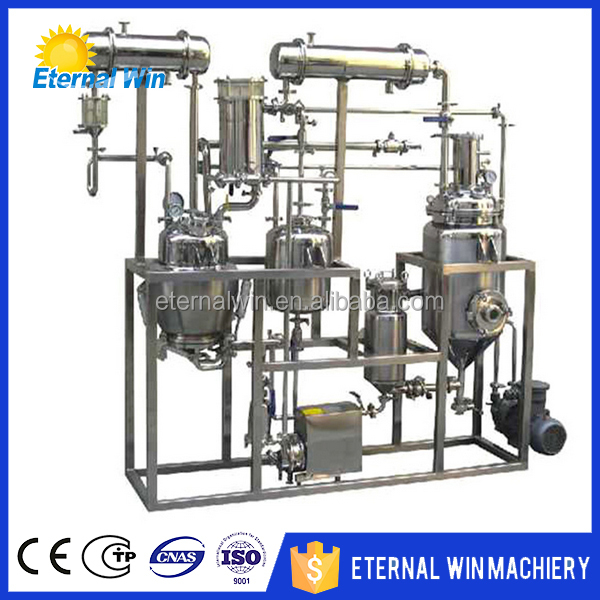 HOT SALE solvent extraction plant price for Chinese Herb