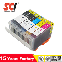 Compatible Ink Cartridge for Canon with Chip