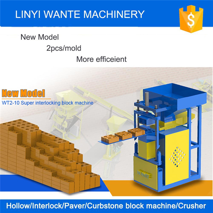 clay press machine