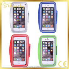 Armband case,Hybrid Flexible Silicone Combo ARM Cover Phone Case For iPhone 5 5S 5G SE 6S Plus
