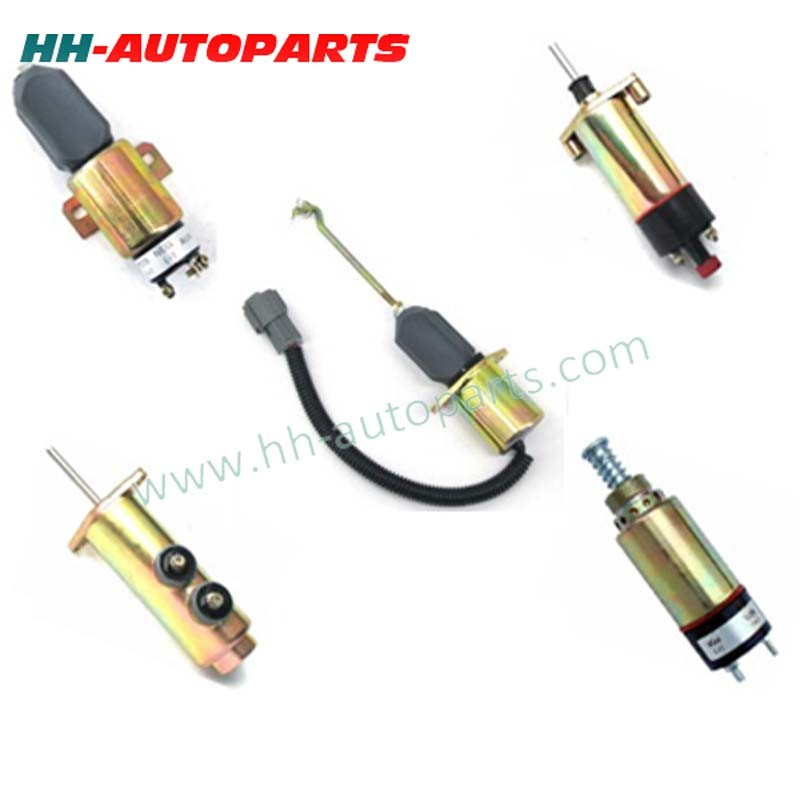 Fuel Stop Solenoid for Caterpillar Parts