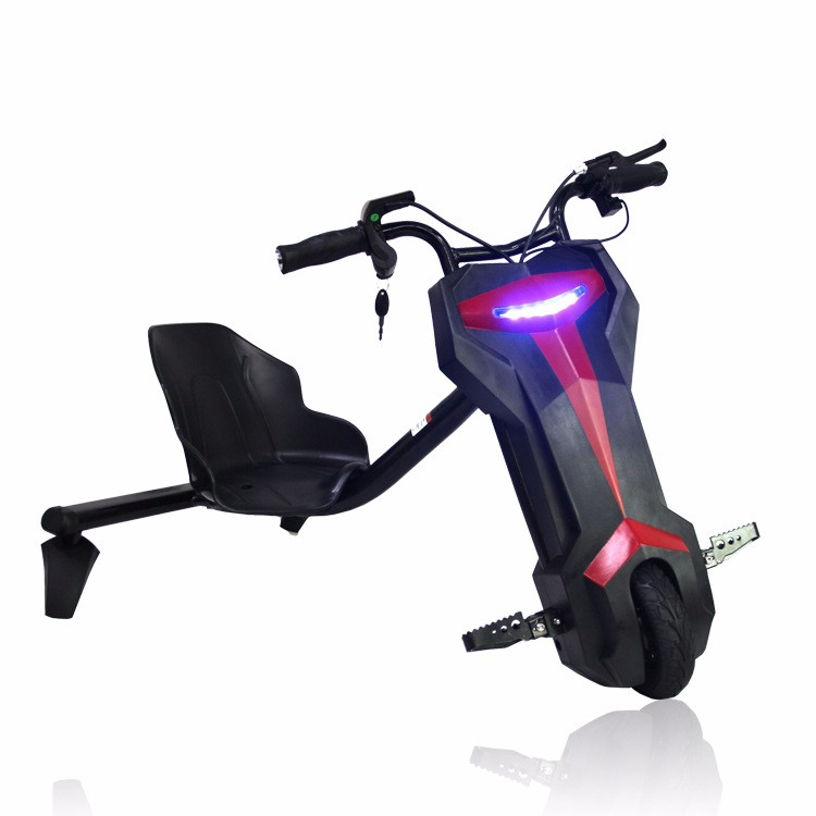 Model Motorcycle Motorized Ccc Water Cooled Drift Trike 1000W Trikes