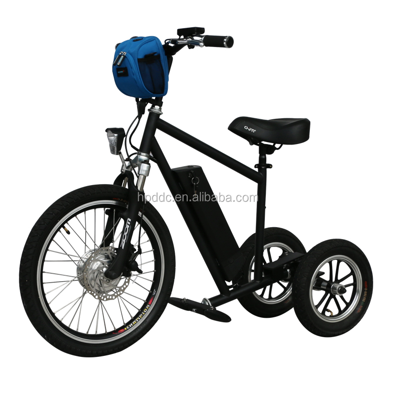 20 inch front drive 36v 250w brushless hub motor childern electric tricycle