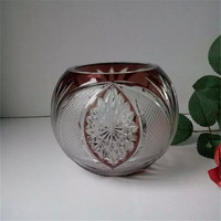 Unique Glass Vase For Decoration