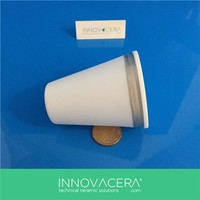 95% Alumina Metallization Ceramic Tubes For Microfocus X -Ray Sources/INNOVACERA
