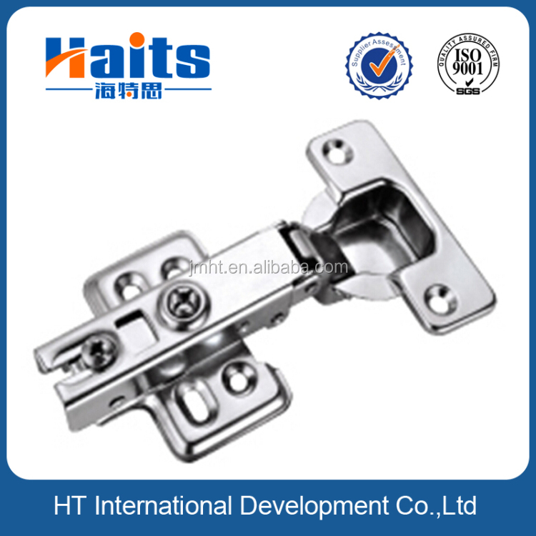 110 degree 35mm soft close fixed base hinge for commode