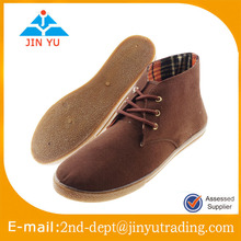 wholesale new fashion men's casual shoes, men's suede shoes