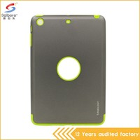 Factory price double color in one best for ipad 2 cover