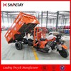 Shineray 200cc 250cc Water Cooling Heavy Loading Capacity Carrier Tricycle Mototcycle