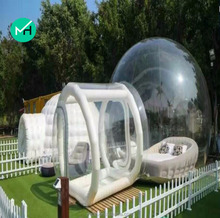 new design beautiful colorful giant clear inflatable tent for party on sale