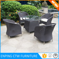 Great Durability Factory Directly Outdoor Modern Aluminium Furniture