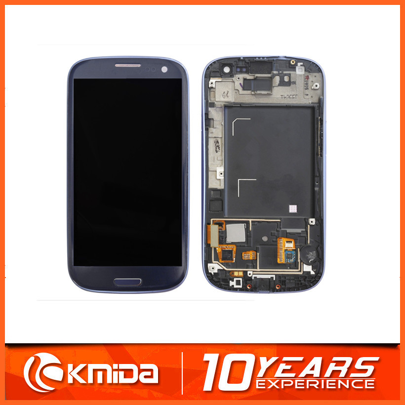 lcd for samsung galaxy s3 i9300 lcd screen display , for samsung galaxy s3 lcd best price supply