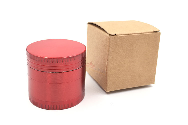 T002GZ China Supplier 40 MM Zinc CNC Wholesale Tobacco Grinder