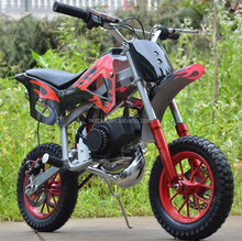 2017 high quality cheap price kids mini dirt bike 50cc