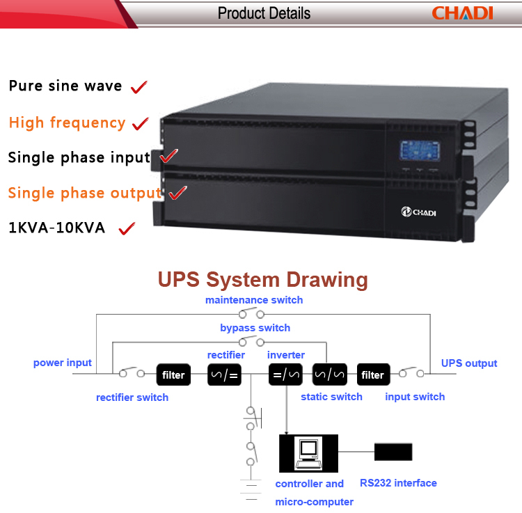 Best High Frequency 10kva Ups Prices In Pakistan